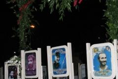 تصاویر ویژه از سحرگاهان گلستان شهدا