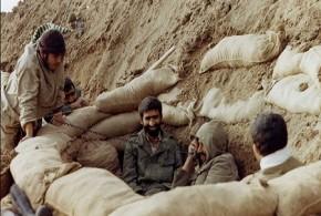 عکسی دیدنی از سردار شهید احمد کاظمی