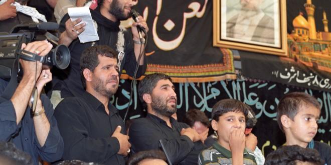 محرم و شهید کاظمی